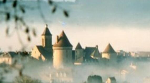 Bourg Bienvenue à la ferme Limousin