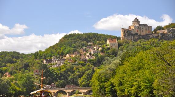 castelnaud château dordogne périgord
