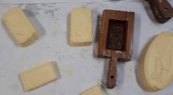 Le beurre de Madeleine