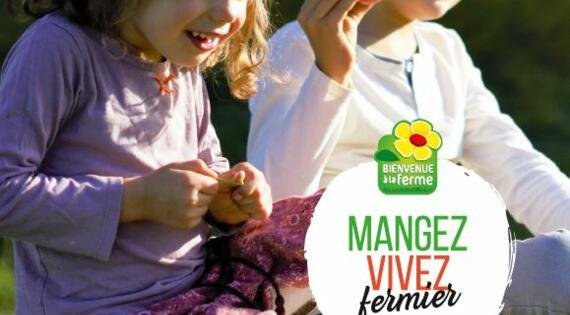 Couverture Bienvenue à la ferme en Drôme Edition 2020