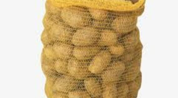 Vente de pommes-de-terre