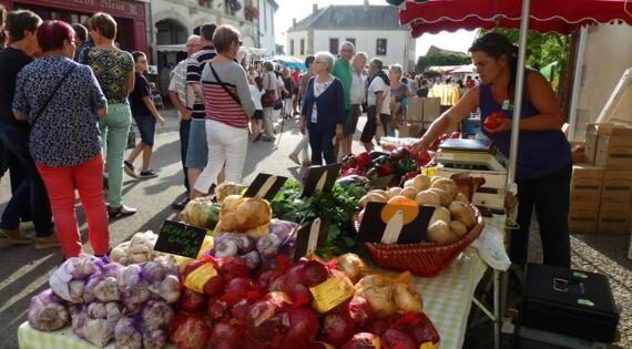 Marchés des producteurs de pays Vendée 2