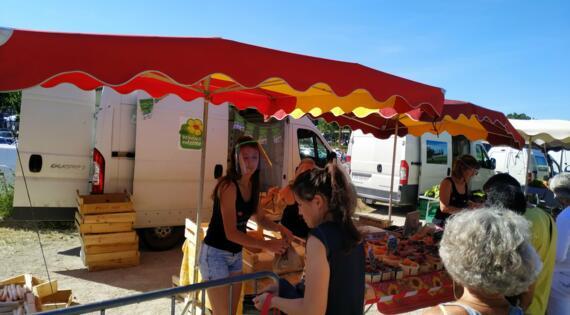 Marché Avignon 26052020 SPICARD
