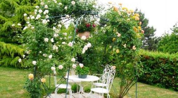 Fleurs et compagnie chambres d'hôtes à la ferme