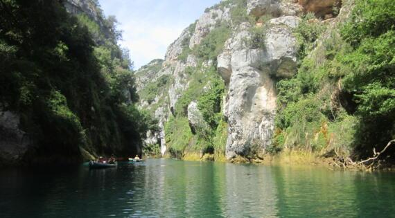 Parc Naturel Régional du Verdon Gorges Crédit Photo AV