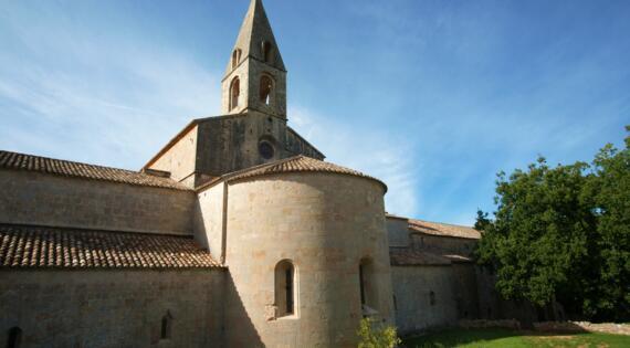 Abbaye du Thoronet Crédit Photo Coeur du Var Tourisme