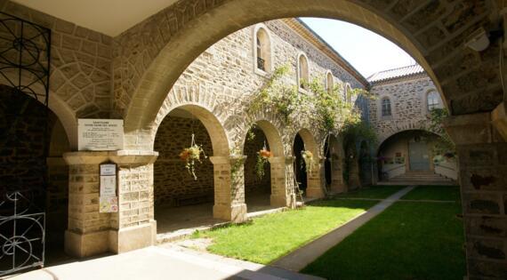 Notre Dame Des Anges Crédit Photo Coeur du Var Tourisme