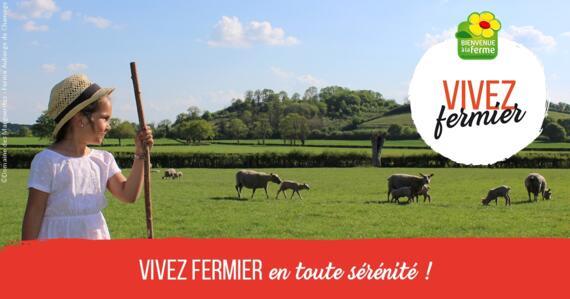 Vivez fermier Loisirs à la ferme