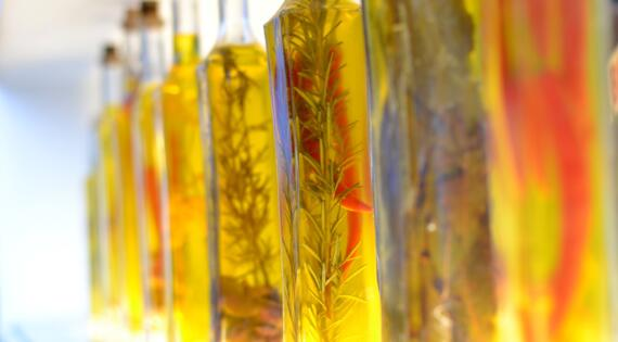 Huile d'olives, Crédit Photo StockSnap
