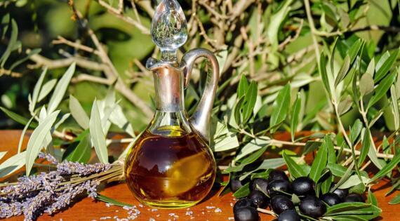Huile d'olives, Crédit Photo Couleur de Pixabay
