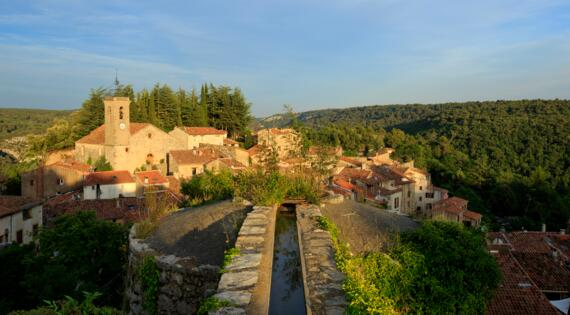 Villages Perchés, Ampus, Crédit Photo Camille Moirenc Dracénie Provence Verdon Tourisme
