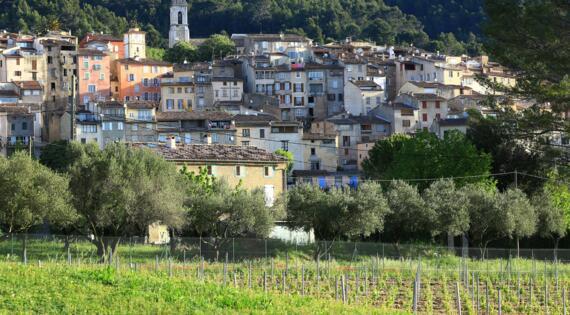 VAR Village Perchés Callas, Crédit Photo Camille Moirenc Dracénie Provence Verdon Tourisme