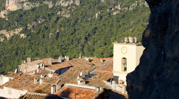 VAR Village perché Chataudouble, Crédit Photo Camille Moirenc Dracénie Provence Verdon Tourisme
