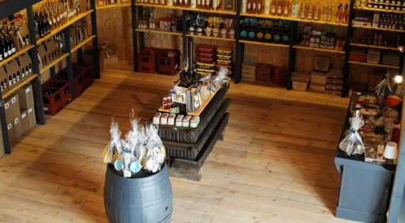 Boutique Musée du Cidre
