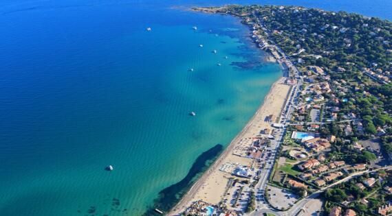 Sainte Maxime Golfe de Saint Tropez Tourisme ©e.bertrand tdr