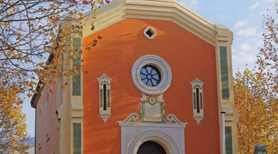 La Mole Golfe de Saint Tropez Tourisme
