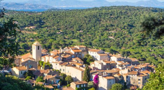 Ramatuelle Golfe de Saint Tropez Tourisme