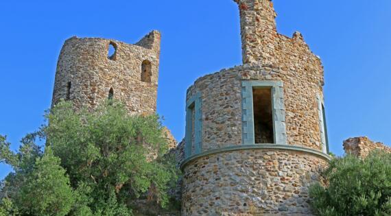 Grimaud Golfe de Saint Tropez Tourisme ©e.bertrand tdr