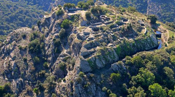 La Garde Freinet Golfe de Saint Tropez Tourisme