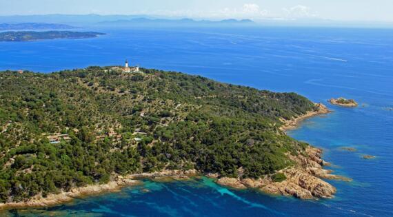 Cap Camarat Golfe de Saint Tropez Tourisme ©e.bertrand tdr