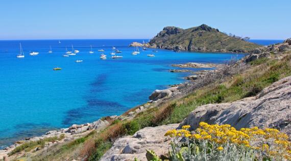 Cap Taillat Golfe de Saint Tropez Tourisme