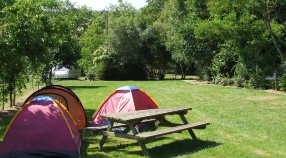 Camping péquinière