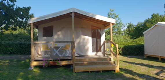 Camping Mazerolles