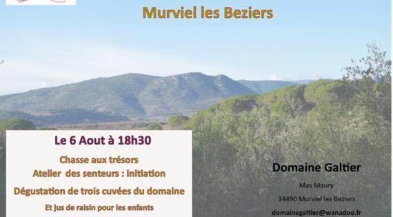 Animation Domaine Galtier 06/08/2020