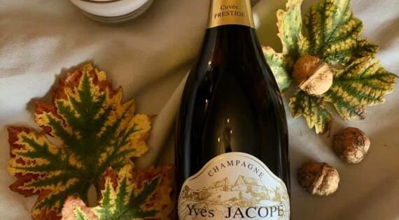 Champagne Jacopé à BROYES