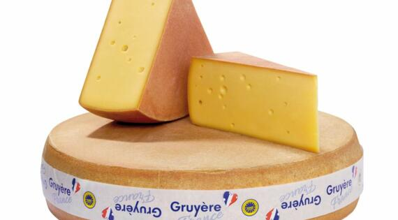 Gruyere France IGP