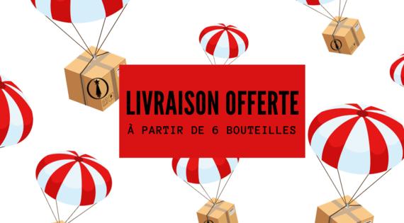 Livraison Offerte Champagne Julien CHOPIN