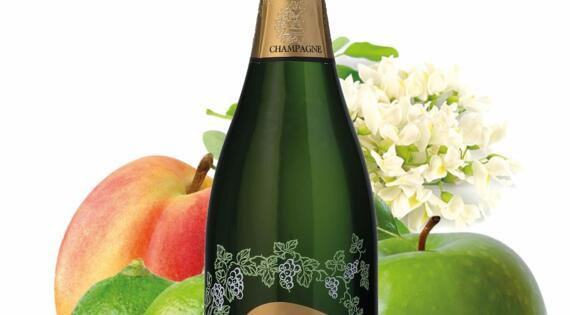 Cuvée spéciale Champagne Julien CHOPIN