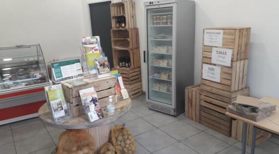 élevage du rebets - magasin de produits du terroir