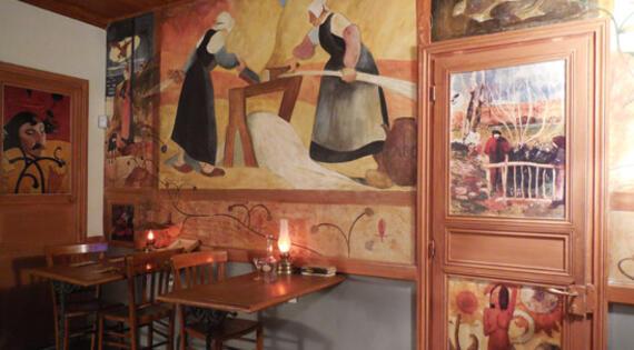 Maison Marie Henri au Pouldu