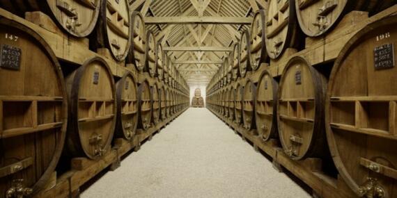 POmmeau, Calvados et cidre de normandie