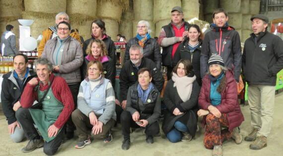 Bienvenue à la Ferme en Ardèche