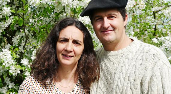 Murielle et Hervé