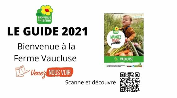 Guide Vaucluse