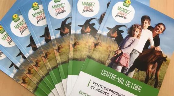 Guide Bienvenue à la ferme Eure-et-Loir 2021