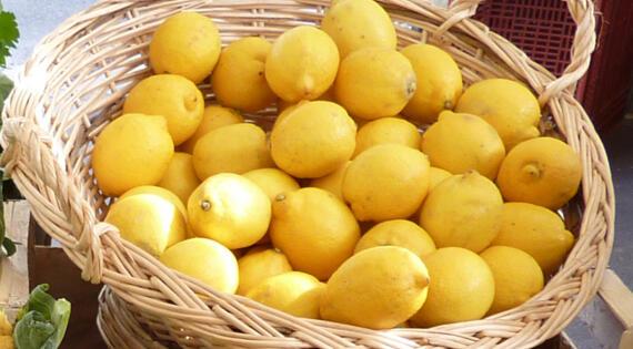 Citron Produit de saison Bienvenue à la ferme Crédit : Tournadre-APCA