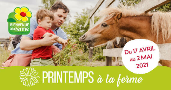 Printemps à la Ferme au domaine Fourmond Lemorton