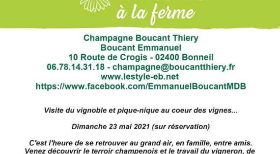 Champagne Boucant mai