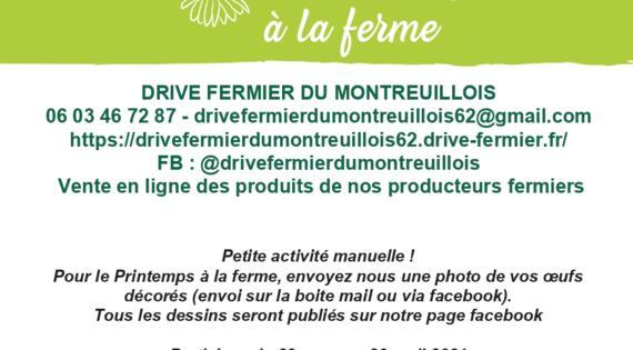 Drive du Montreuillois