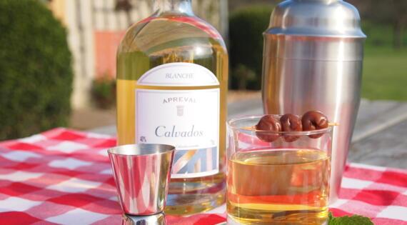Cocktail au calvados