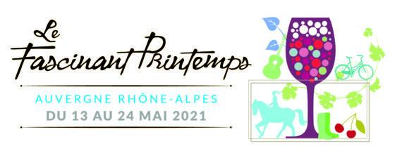 Fascinant printemps Rhône