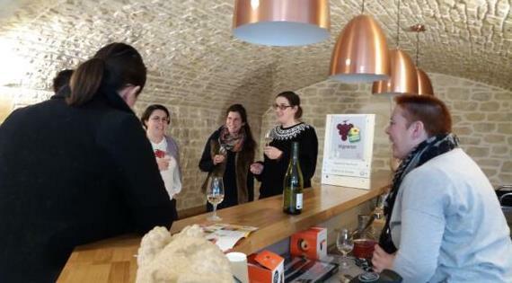 degustation de vins bio