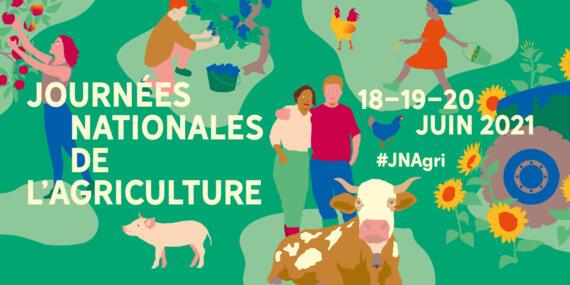 Visuel Journées Nationales Agriculture