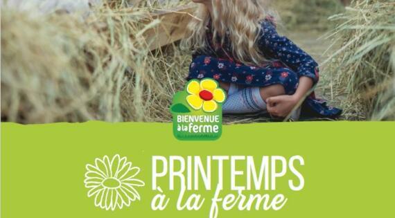 Printemps à la ferme en Deux-Sèvres