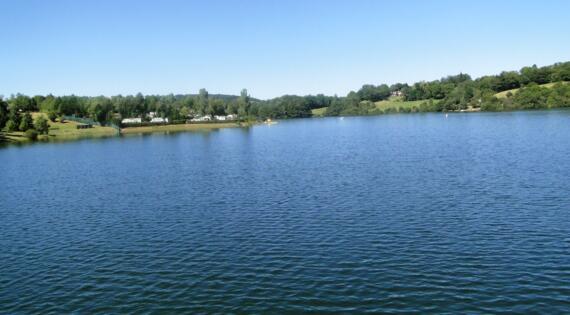 Lac de Pont de Salars
