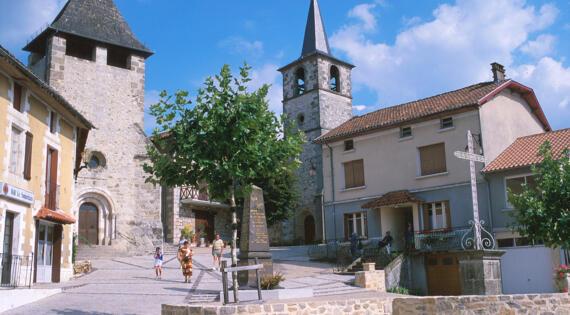 Saint Santin